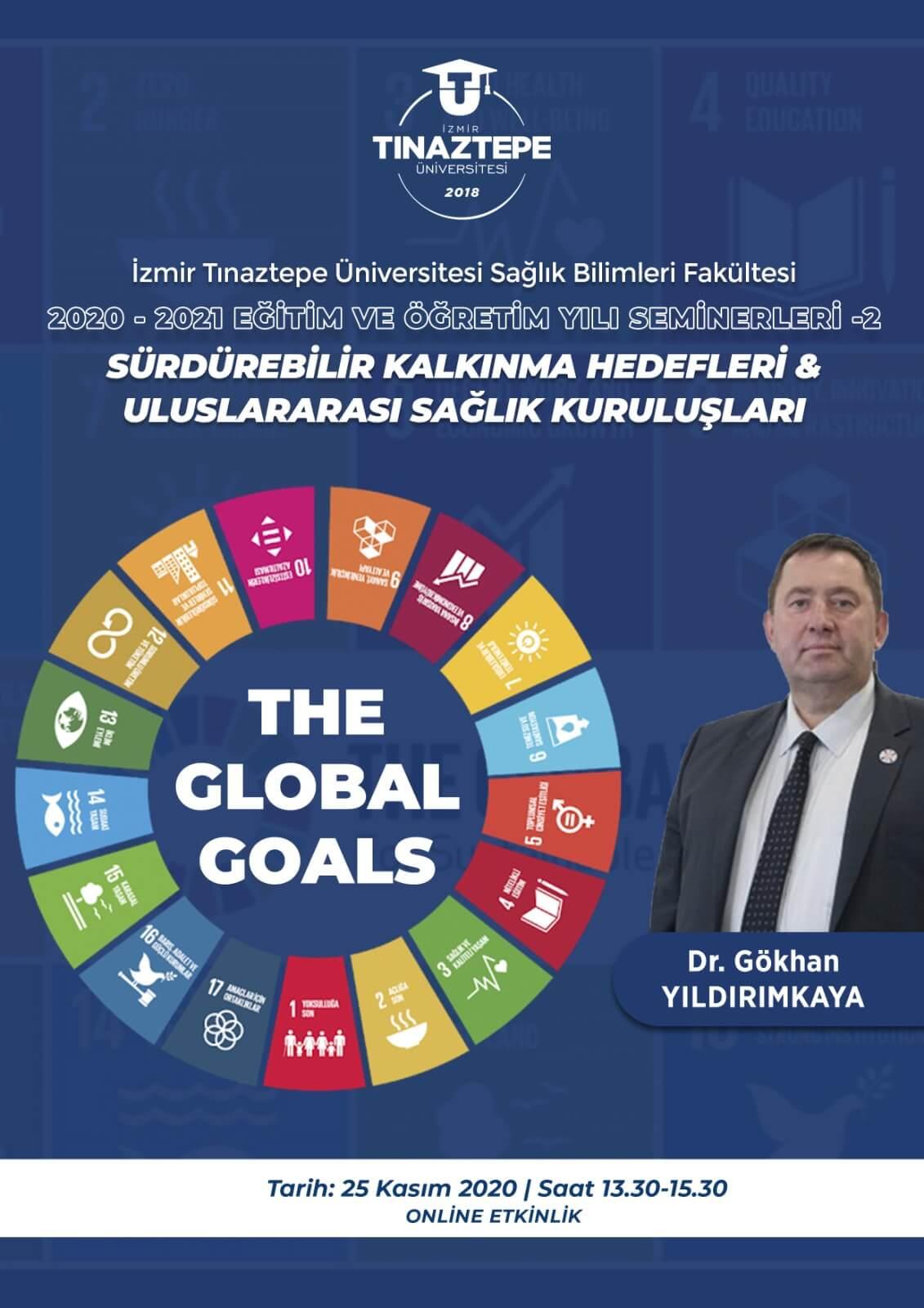 Sürdürülebilir Kalkınma Hedefleri ve Uluslararası Sağlık Kuruluşları